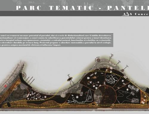 Proiect Parc Pantelimon