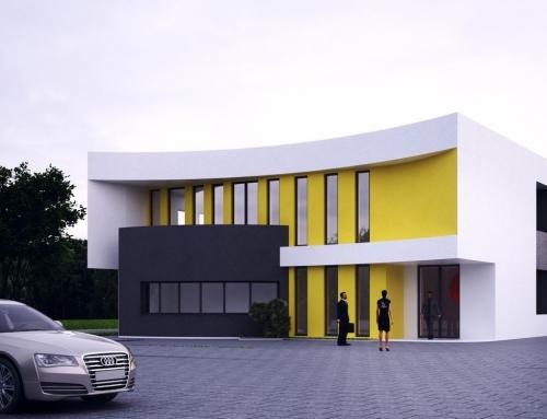 Clădire Birouri – Bragadiru