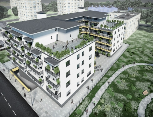 Bloc Dristor Apartments